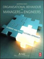An Introduction to Organisational Behaviour for Managers and Engineers: A Group
