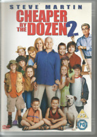 Cheaper By The Dozen 2 [DVD]