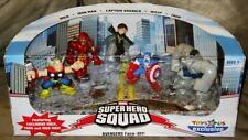 Marvel Super Hero Squad Avengers Face Off 5 Figure Pack Toys R Us Exclusive NIB