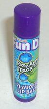 FUN DIP Flavored Lip Balm RAZZ APPLE MAGIC DIP New - net weight 0.12 oz/3.5g