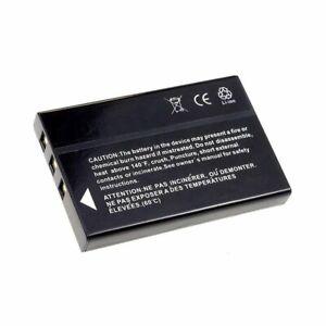 Akku für HP Typ Photosmart R07 3,7V 1000mAh/3,7Wh Li-Ion Schwarz