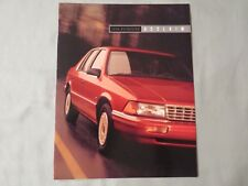 Original 1994 Plymouth Acclaim Dealer Brochure
