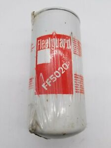 Fleetguard FF5020 Spin On Fuel Filter - Free Shipping! - Made in USA - Free Ship