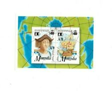 Mongolia - Columbus - Discovery Of America Souvenir sheet - MNH