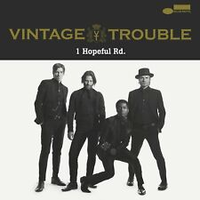 VINTAGE TROUBLE 1 HOPEFUL ROAD CD  NEW