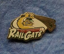 Gary SouthShore RailCats Minor League Lapel Pin MINT