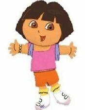 37 Inch Dora The Explorer Shaped Character Foil Balloon  UK SELLER