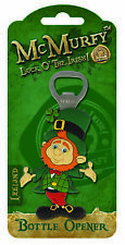 New listing McMurphy Bottle Opener Ireland Pvc Luck O' The Irish for St. Patrick's Day