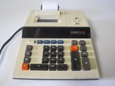 Casio Dr-120S Printing Calculator Super Rare Heavy Duty 12 Digit Adding Machine