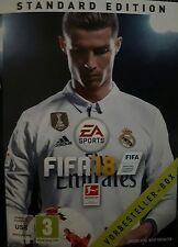 Fifa 18 Vorbesteller Bonus Pre Order PS4 PC Xbox One