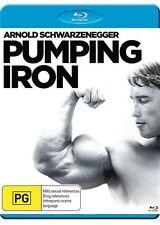 Pumping Iron Blu-Ray NEW