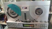 Akai GX-77 Reel to Reel 4-Track Tape Deck plays great. Tape included!