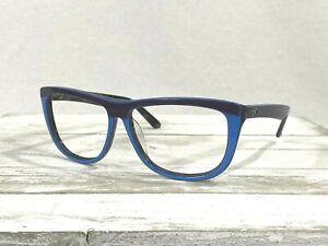 Electric Visual Tonette Unisex Sunglasses Purple Blue Frames Only