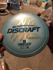 4 Claw Mcbeth First Run Discraft TI Undertaker 172g