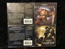 Helion Rain (Geroge Mann) & Bloodquest (Ben Counter) - Warhammer 40K Audio Drama