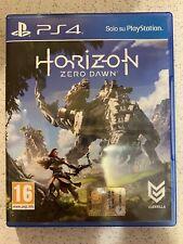 Horizon Zero Dawn - Italiano (Sony PlayStation 4)