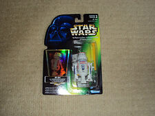 STAR WARS, R5-D4, THE POWER OF THE FORCE, ACTION FIGURE, NEAR MINT