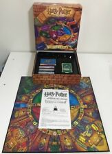 2000 Mattel Harry Potter and the Sorcerer's Stone Trivia Board Game 99.9% Comp.