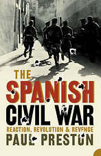 The Spanish Civil War by Paul Preston (Paperback, 2006)