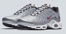 Nike Air Max Plus TN Tuned Men Ds Sz 11 Running Silver Bullet 903827-001 Free Sh