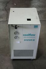 New listing Neslab Coolflow System Ii Liquid Recirculator, Chiller Heat Exchanger