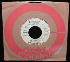 Excellent (EX) White Label Single Pop Vinyl Music Records
