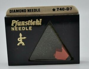 PFANSTIEHL REPLACEMENT DIAMOND NEEDLE FISHER SANYO TOSHIBA