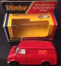 Vintage Dinky Toy #410 Bedford Royal Mail Van, Boxed In Super Condition