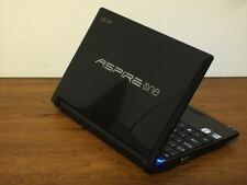 Used Black Acer Aspire One D255E 1.66GHz / 2GB RAM / 250GB HDD / Win 7 +  COA