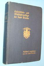 Originale antiquarische Bücher als gebundene Erstausgabe von 1900-1949