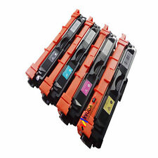 5x TN-251 TN255 Toner for Brother HL3150CDN HL3170CDW MFC9330CDW MFC9335CDW