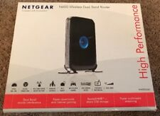 Netgear N600 300 Mbps 4-Port 10/100 Wireless N Router WNDR3400 & 2 BONUS ROUTERS