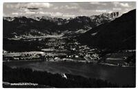 Ansichtskarte Immenstadt - Bühl/Allgäu mit beiden Alpseen Berge/Wälder - s/w