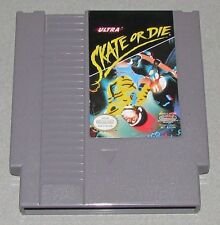 Skate or Die for Nintendo NES Fast Shipping!