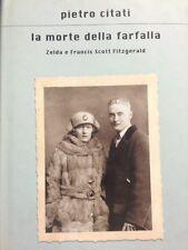 La Morte Della Farfalla Pietro Citati