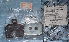 2 plaquettes de frein d'origine Piaggio X9 125 250 500 BEVERLY 400 500 647076