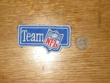 "3"" Team NFL Patch Shield Football"