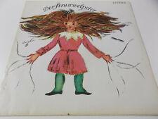 46504 - DER STRUWWELPETER - 1973 LITERA HÖRSPIEL VINYL LP