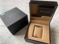 box case #181 Genuine Bvlgari watch