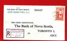 1960 GRANDE PRAIRIE, ALTA. ALBERTA Registered  Canada cover