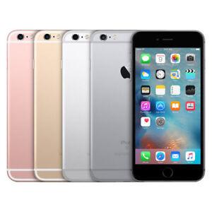 APPLE IPHONE 6s-16GB(VERIZON-UNLOCKED)A1688-MINT CONDITION-9/10-W/WARRANTY
