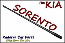"FITS: 2003-2009 Kia Sorento - 13"" SHORT Custom Flexible Rubber Antenna Mast"