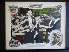 1923 LITTLE JOHNNY JONES - BLACK AMERICANA LOBBY CARD - HORSERACING GAMBLING