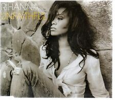 RIHANNA - UNFAITHFUL (2 track CD single)