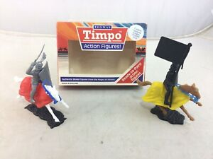 TImpo 9516 Medieval Mounted Knights Boxed