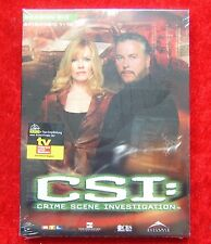 CSI Las Vegas Staffel 6.1, Episoden 1 - 12, DVD Box, Neu