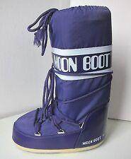 Tecnica Moon Boot nylon viola lila talla 35/38 Moon Boots Moonboots violeta Lilac