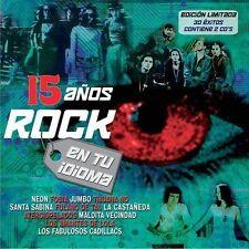 15 Aos De Rock En Tu Idioma