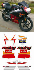 Aprilia RS50 RS 50 2001-2002 Completo Decalcomanie Adesivi Kit Grafica