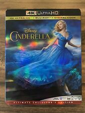 Cinderella (4K/Blu-ray) With Slipcover